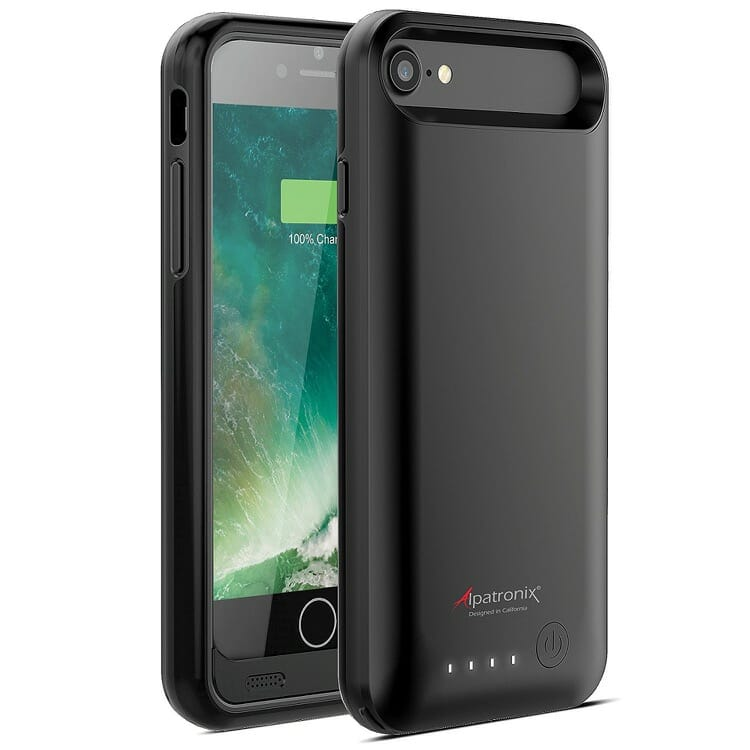 Alpatronix BX170 Battery Case iPhone 7