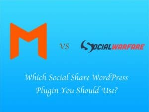 Social Warfare Vs Monarch – Which is Better Social Share Plugin?