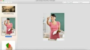 Preview Combine Multiple Images To PDF