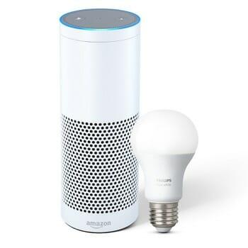 Echo Plus With Alexa Enabled Home Hub