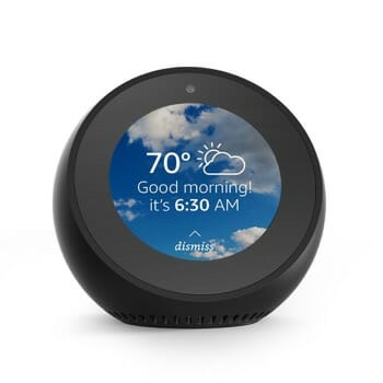 Echo Spot Alexa Device