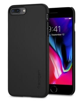 Spigen Thin Case For iPhone 8 Plus