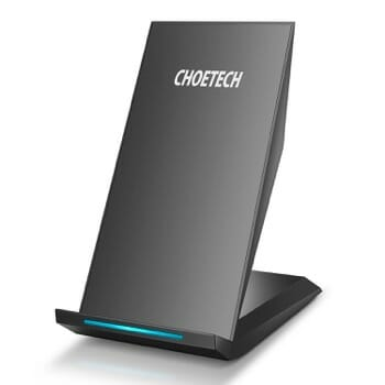 CHOETECH Qi Fast Charge Wireless Charger For iPhone 8