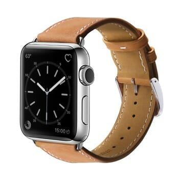 Merge Plus Leather Bands For Apple Watch