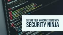 How To Secure Your WordPress Site With Security Ninja