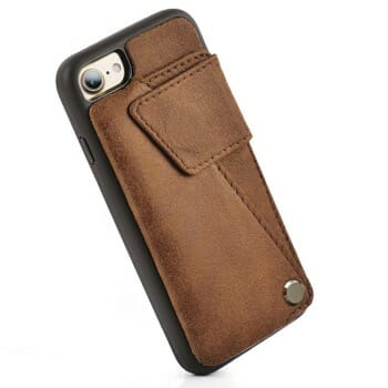 ZVE Leather Wallet Case