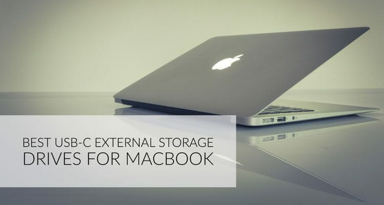 Best External Storage Drive For MacBooks