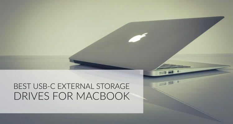 Best External Storage Drive For MacBooks