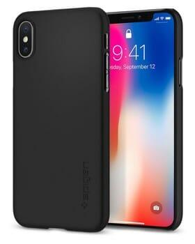 Spigen Thin Fit Case For iPhone X
