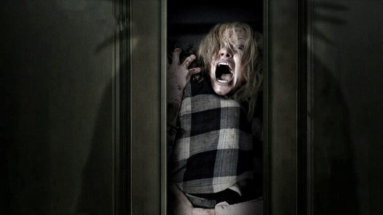 The Babadook 2014 Horror Movie