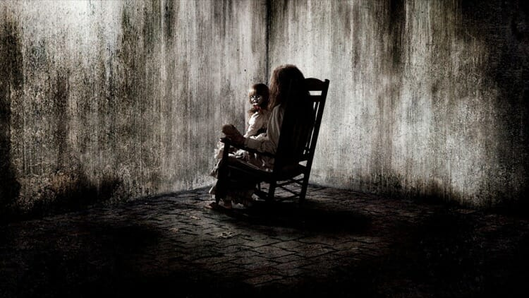 The Conjuring 2 2016 Movie copy