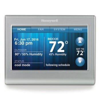 Honeywell Smart Wi-Fi Touch Thermostat