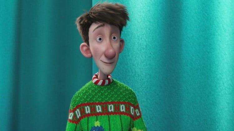 Best Movies For Christmas - Arthur Christmas