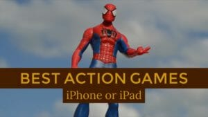 Best Action Games For iPhone or iPad