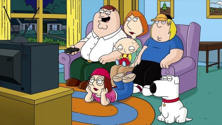 Family Guy TV Show