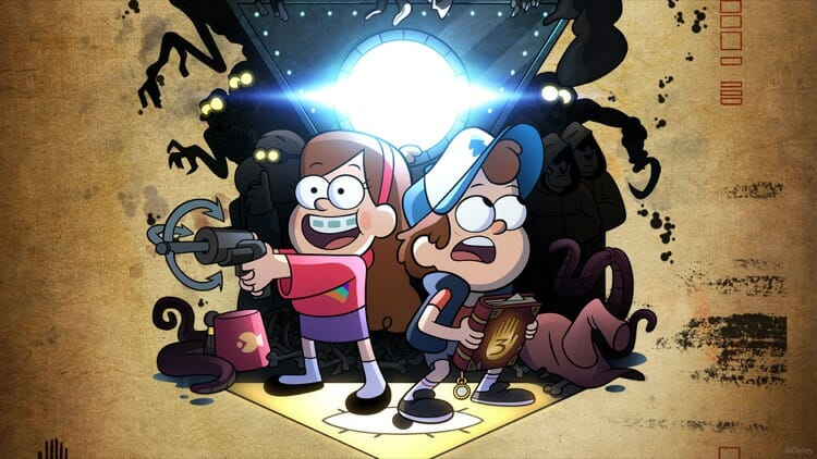 Gravity Falls TV Show