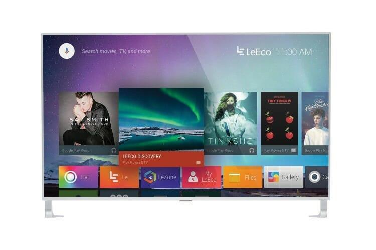 LeEco 55-Inch Smart 4K TV