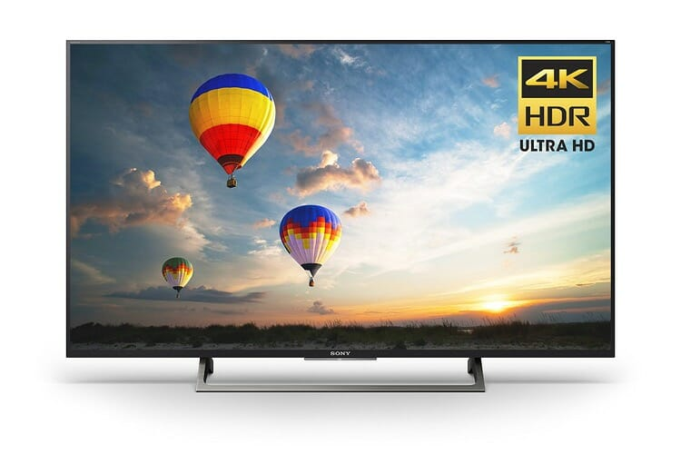 Sony 55-inch 5K Ultra Smart TV