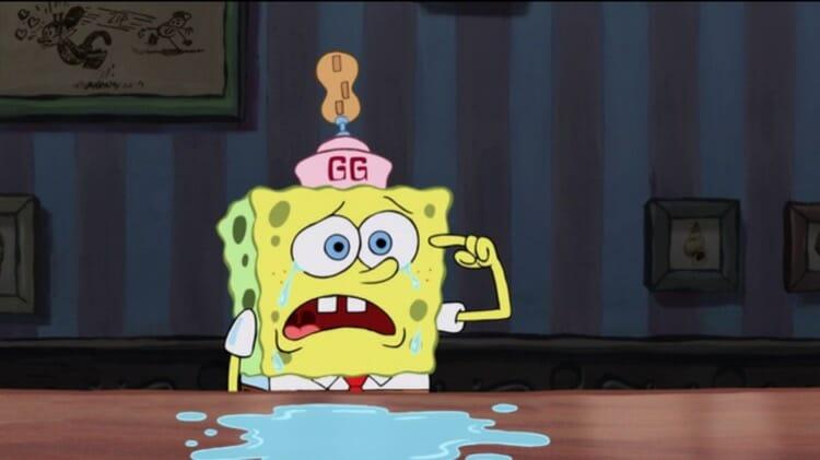 Best TV Shows - SpongeBob SquarePants