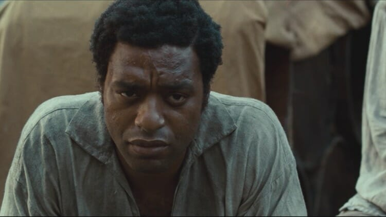 12 Years a Slave Movie Screencast