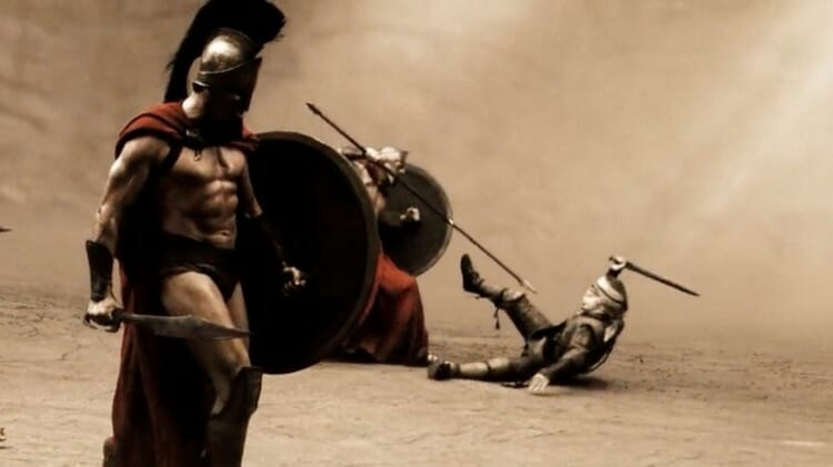 Best Movies Based On True Stories - 300 Movie Screenshot
