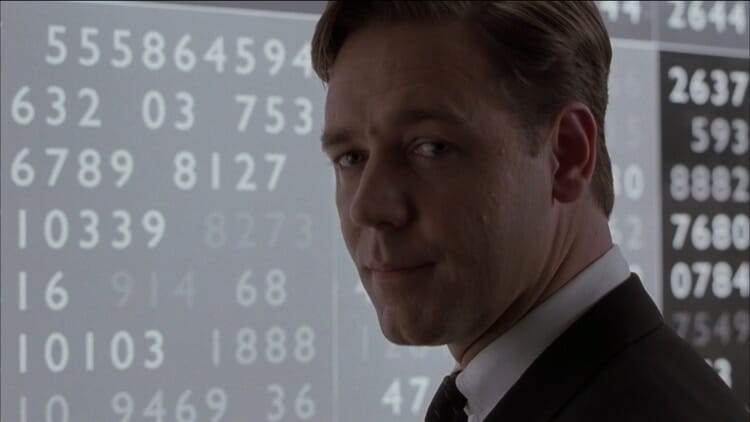 A Beautiful Mind Movie Screencaps