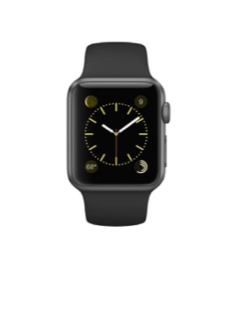 Apple Watch With HomeKit Support