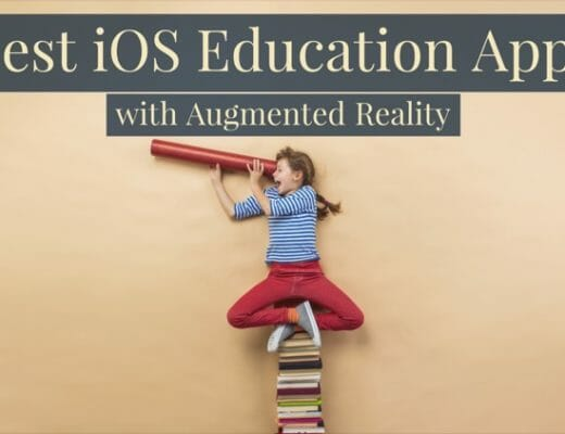 15 Best Augmented Reality Education Apps for iPhone 12
