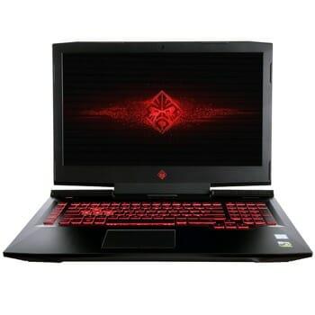 CUK HP Omen 17 Gamer VR Laptop