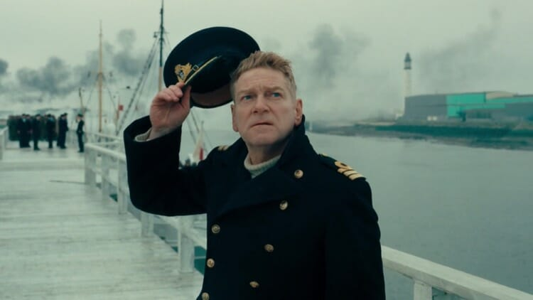 Dunkirk Movie Screencaps
