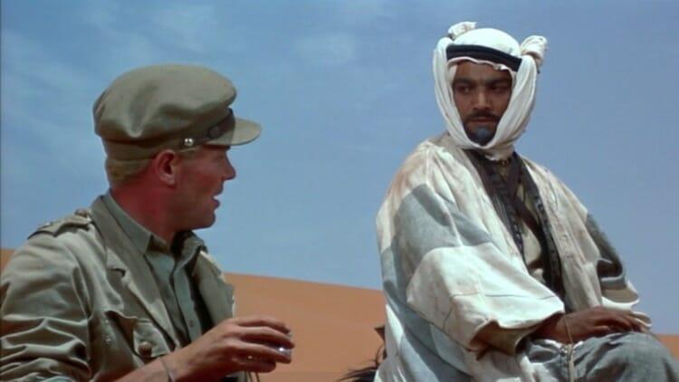 Lawrence of Arabia Movie Screencaps