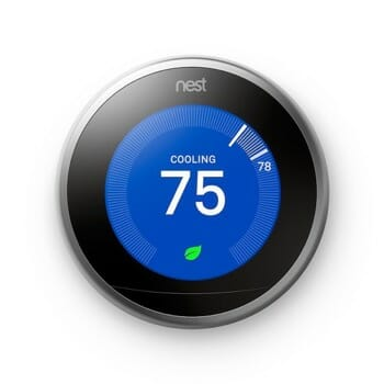 Nest Smart Learning Thermostat