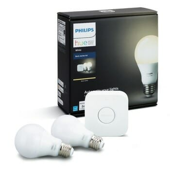 Philips Hue Smart Bulb Starter Kit