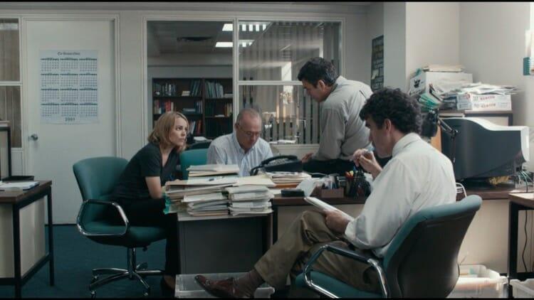 Spotlight Movie Screencaps