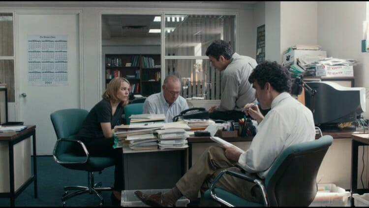 Spotlight Movie Screencaps