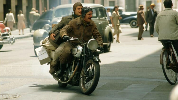 The Motorcycle Diaries Movie Screencaps