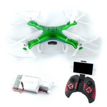 QCopter RC Quadcopter Drone