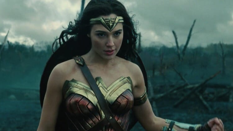 Best Superhero Movies - Wonder Woman Screencaps