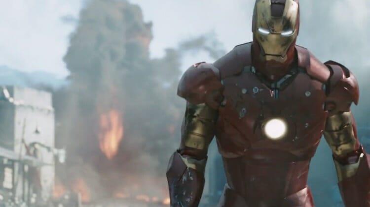 Iron Man Movie Screencaps