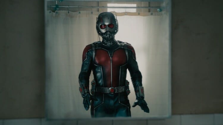 Ant-Man Movie Screencaps