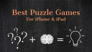 15 Best Puzzle Games For iPhone and iPad To Play Right Away