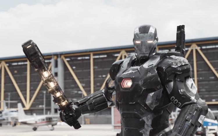 Captain America Civil War Movie Screencaps