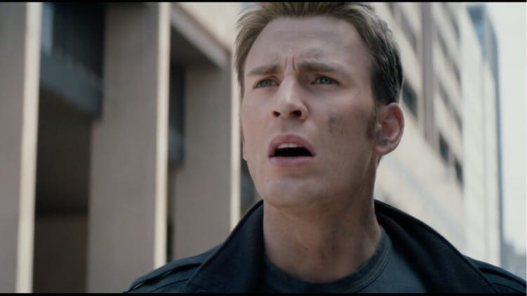 Captain America The Winter Soldier Movie Screencaps