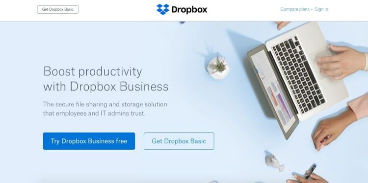 Dropbox Mac App