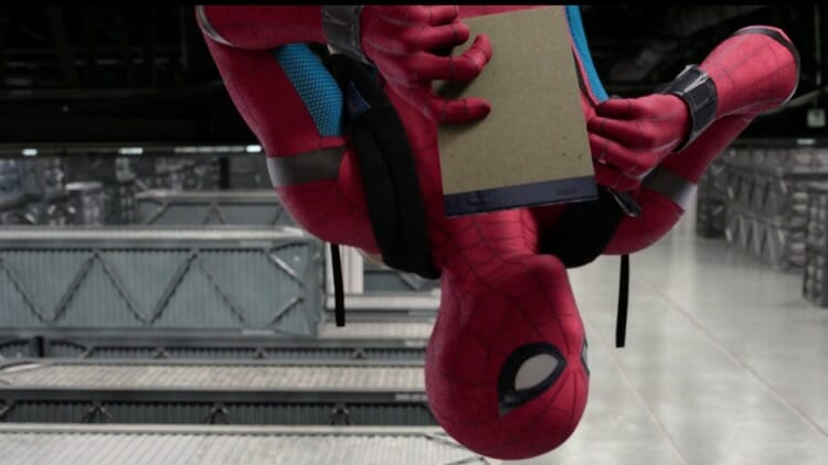 Spider-Man HomeComing Movie Screencaps