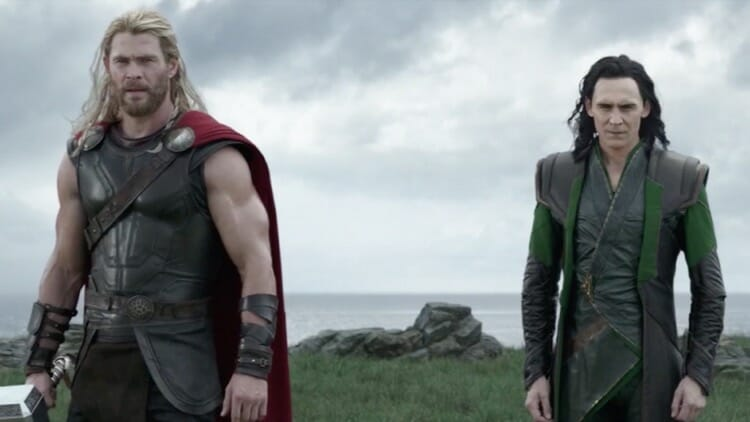 Thor Ragnarok Movie Screencaps