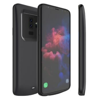 Accerzone Galaxy S9 Plus Orignal Battery Case