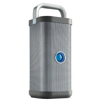 Brookstone Big Blue Party Outdoor Bluetooth Speaker