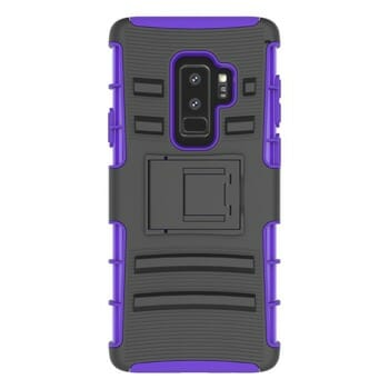 HLCT Rugged Case For Samsung Galaxy S9 Plus