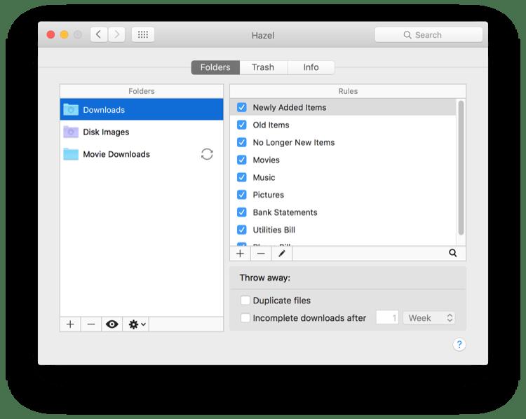 Hazel File Handling Mac App From Noodlesoft copy